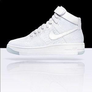 RARE Nike Air force 1 Ultra Flyknit sneaker